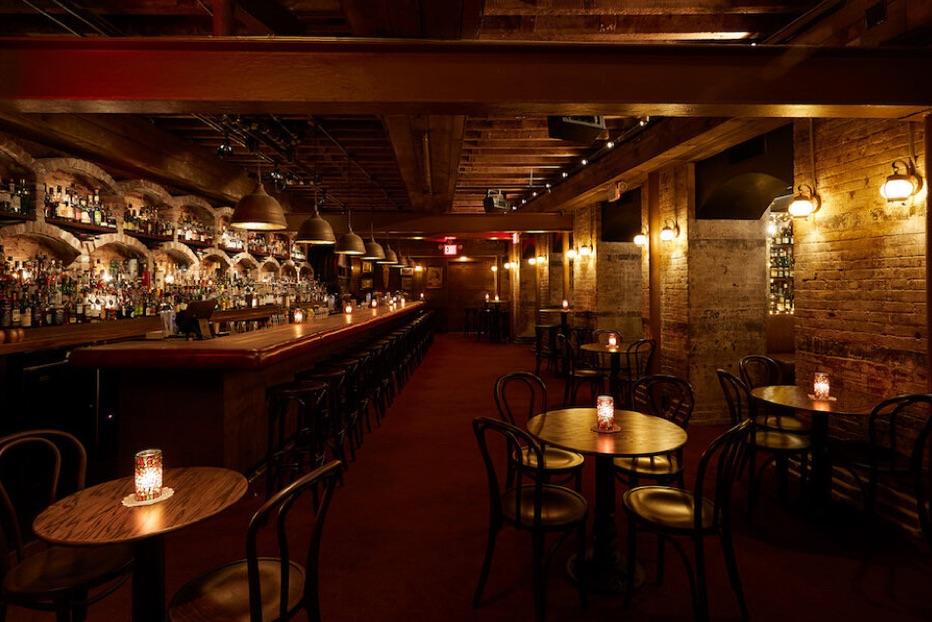 Interior design of Peppi's cellar Hospitality Design Expertise